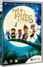 honning margrethe og eventyrhaven / tall tales - DVD