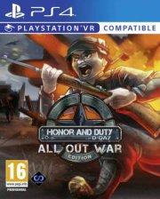 honor & duty d-day double pack (psvr) - PS4