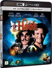 hook - robin williams - 1991 - 4k Ultra HD Blu-Ray