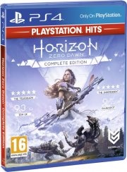 horizon: zero dawn - complete edition - playstation hits - nordic - PS4