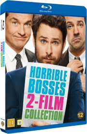 horrible bosses 1 // horrible bosses 2 - Blu-Ray