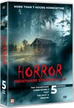 horror nightmare starters - vol. 2 - DVD