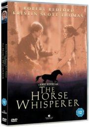 hestehviskeren / the horse whisperer - DVD