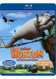 horton og støvfolket hvem! / horton hears a who! - Blu-Ray