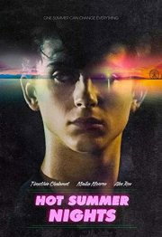 hot summer nights - Blu-Ray