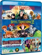 hotel transylvania 1-3 - Blu-Ray