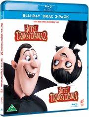 hotel transylvania 1+2 - Blu-Ray