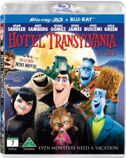 hotel transylvania  - 2D+3D Blu-Ray