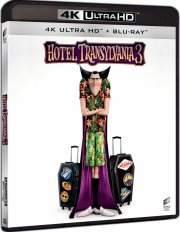 hotel transylvania 3 - monsterferie / summer vacation - 4k Ultra HD Blu-Ray