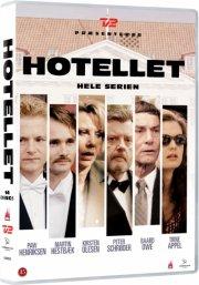 hotellet - hele serien - DVD