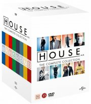 house md collection - complete series - DVD