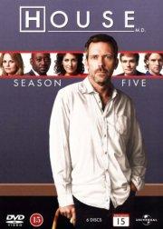 house m.d. - sæson 5 - DVD
