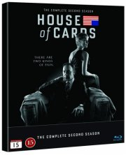 house of cards - sæson 2 - Blu-Ray