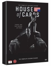 house of cards - sæson 2 - DVD
