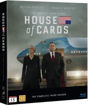 house of cards - sæson 3 - Blu-Ray