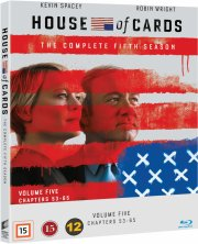 house of cards - sæson 5  - Blu-Ray