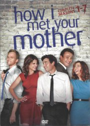how i met your mother - sæson 1-7 - DVD