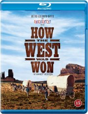 how the west was won / vi vandt vesten - Blu-Ray