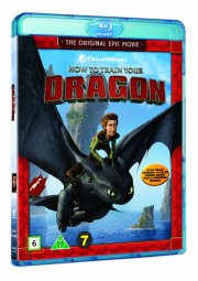 sådan træner du din drage / how to train your dragon - Blu-Ray