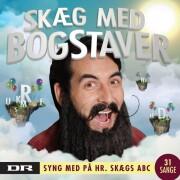 hr. skæg - skæg med bogstaver - dr børne tv - cd
