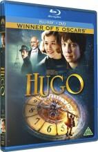 hugo  - Blu-ray + Dvd