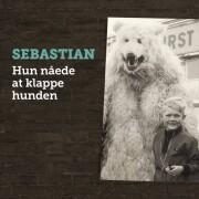sebastian - hun nåede at klappe hunden - cd
