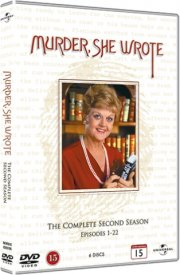 hun så et mord - sæson 2 / murder she wrote - season 2 - DVD