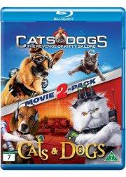hund og kat imellem 1 // hund og kat imellem 2 - Blu-Ray