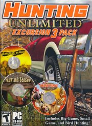 hunting unlimited excursion 3 pack - PC