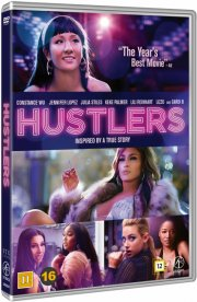 hustlers - movie - 2019 - DVD