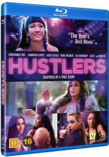 hustlers - movie - 2019 - Blu-Ray
