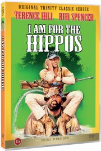 vi holder med flodhestene - DVD