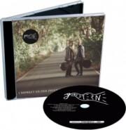 gæsterne - i mørket er der ingen der skal sidde alene - sort udgave - Vinyl / LP