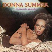 donna summer - i remember yesterday - cd