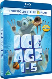 ice age 1-5 box set - Blu-Ray