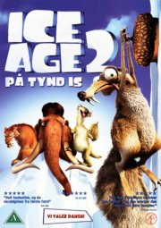 ice age 2 - på tynd is - special edition - DVD