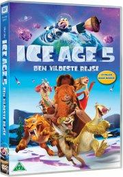ice age 5: collision course / den vildeste rejse - DVD