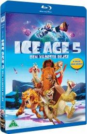 ice age 5: den vildeste rejse - Blu-Ray