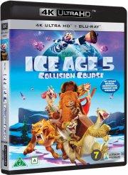ice age 5: den vildeste rejse - 4k Ultra HD Blu-Ray