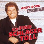 andy borg - ich find schlager toll - das beste - cd