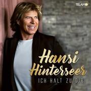 hansi hinterseer - ich halt zu dir - cd