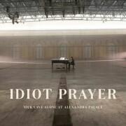 nick cave - idiot prayer - alone at alexandra palace - cd