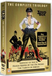 ilsa trilogy box - DVD