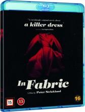 in fabric - Blu-Ray