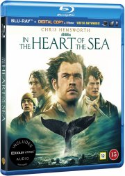 in the heart of the sea - Blu-Ray