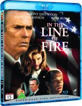 lige på kornet / in the line of fire - Blu-Ray