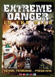 in the wild - extreme danger - DVD