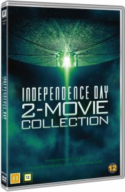 independence day // independence day 2 - resurgence - DVD