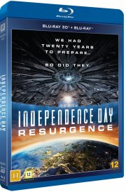 independence day 2 - resurgence - 3D Blu-Ray