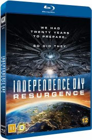 independence day 2 - resurgence - Blu-Ray